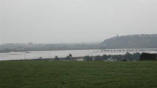 Alluvione Valle del Biferno, le immagini