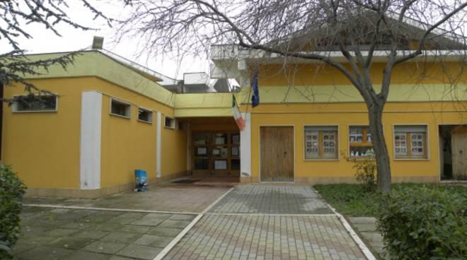 Strano furto nell'asilo di via Volturno