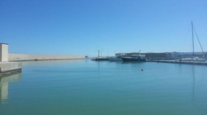 Il porto turistico di Montenero di Bisaccia