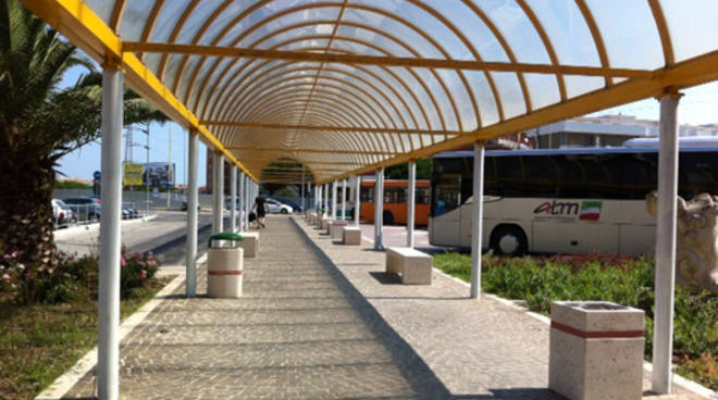 Restyling Terminal bus