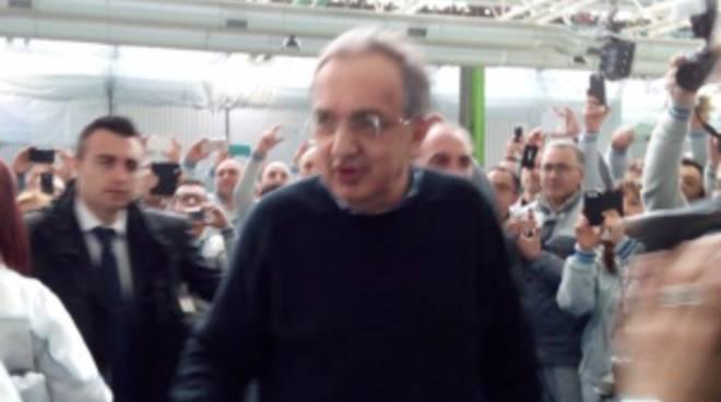 I trent'anni del motore Fire con Sergio Marchionne