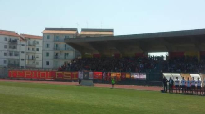 Il derby Termoli-Campobasso