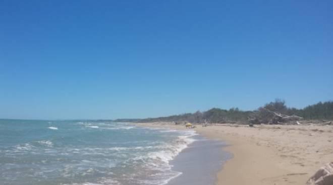 Cala d'Or - La spiaggia divorata dal mare