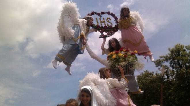 Corpus Domini 2015: la sfilata