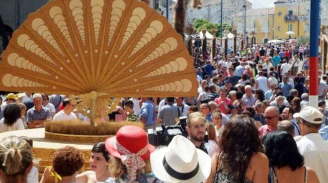 La magia della Festa del grano