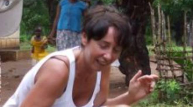 Rita Fossaceca e l'orfanotrofio in Kenya