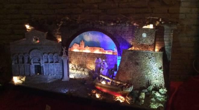 17esima mostra dei presepi al Castello