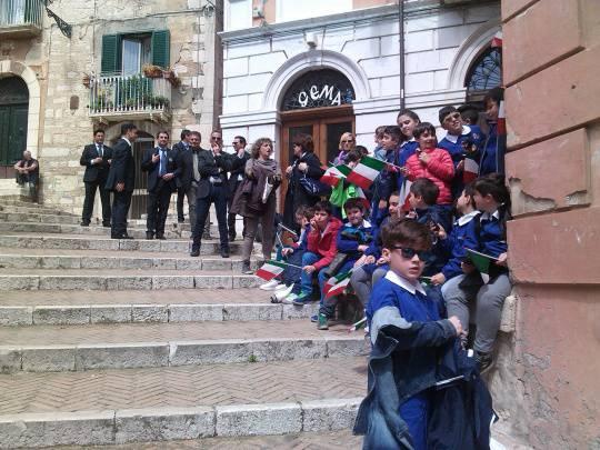 I bambini e Mattarella