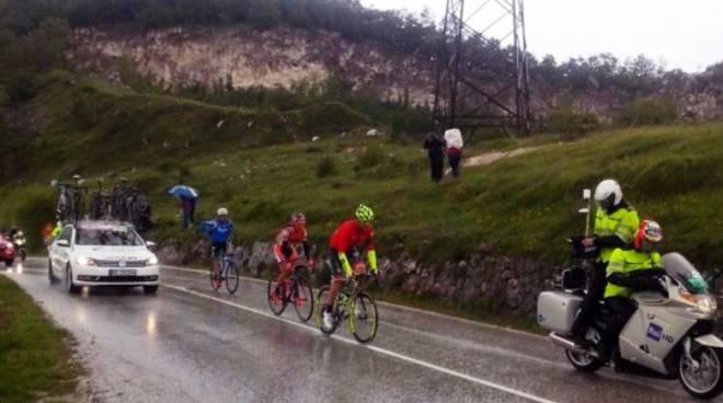 Il Giro d'Italia 2016 passa in Molise