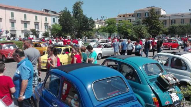 Il raduno delle 500