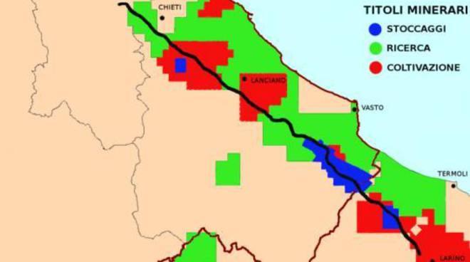 Trivelle Richieste Di Pozzi Petroliferi In 79 Comuni Subito I