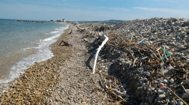 L'erosione sulla costa molisana
