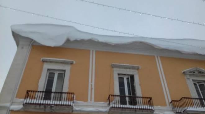 Nevicata record: disagi infiniti a Campobasso