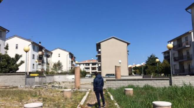 Case popolari di via Arno a Termoli