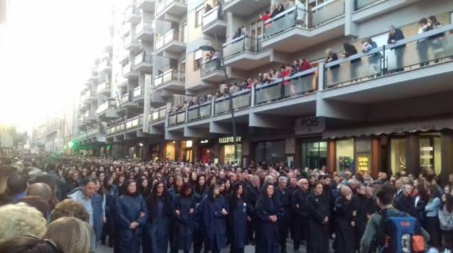 Venerdì santo: la processione