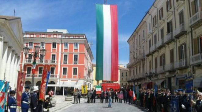 La Festa della Repubblica a Campobasso