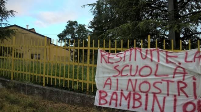 La protesta di Mascione