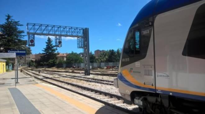 La 'tappa zero' del treno Swing