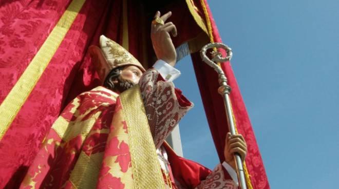 San Basso 2017 - L'incanto della processione in mare