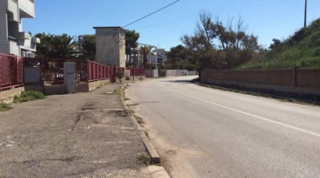 Rio Vivo, i danni del Suv contro cancello