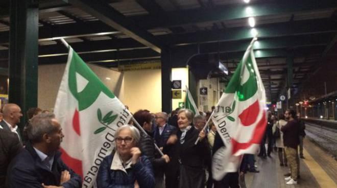 Matteo Renzi visita il Molise