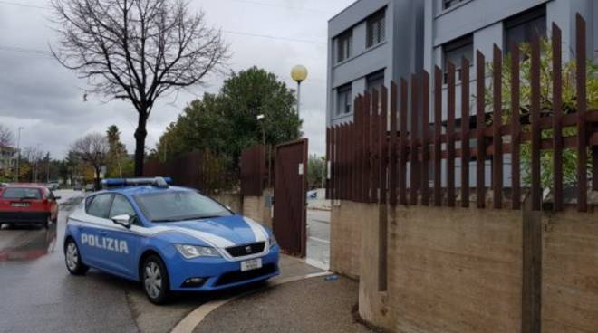 Arresti Polizia: la refurtiva recuperata