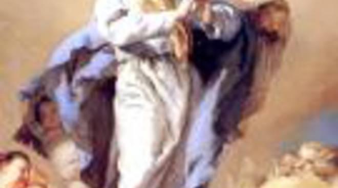 """""""Il solo nome della Madre di Dio contiene tutto il mistero dell economia  dell Incarnazione"""". Questa frase di San Giovanni Damasceno (676-749 d.C.)  riassume ... 522546ab33a0"""