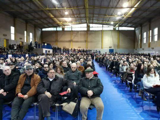 Dall'Ulivo al Molise 2.0: l'assemblea dei 'mille'