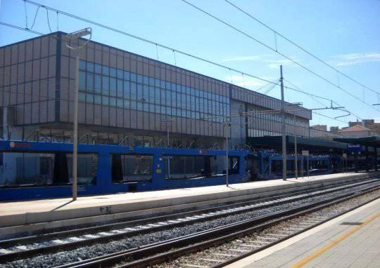 La stazione di Termoli dalle origini a oggi