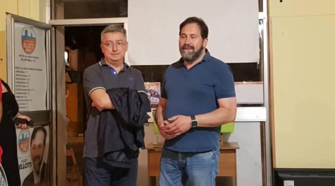 Mario Bellotti, le foto della vittoria a Guglionesi