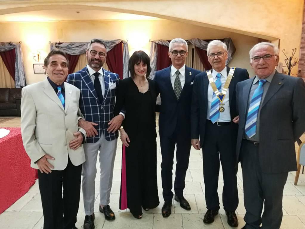 presidenti Rotary club Molise