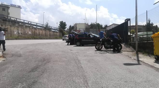 Campobasso carabinieri