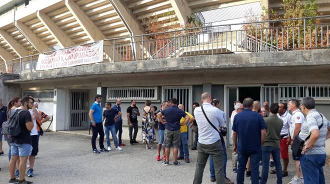 tifosi Campobasso calcio