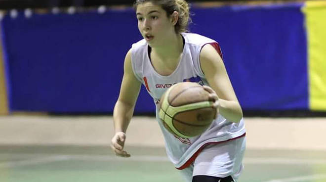 Alessandra Falbo Airino basket