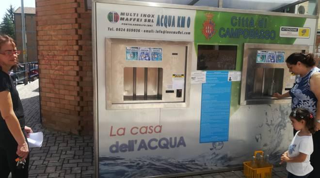 Casa dell'acqua Cep Campobasso