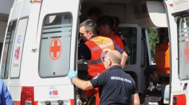 ambulanza grande