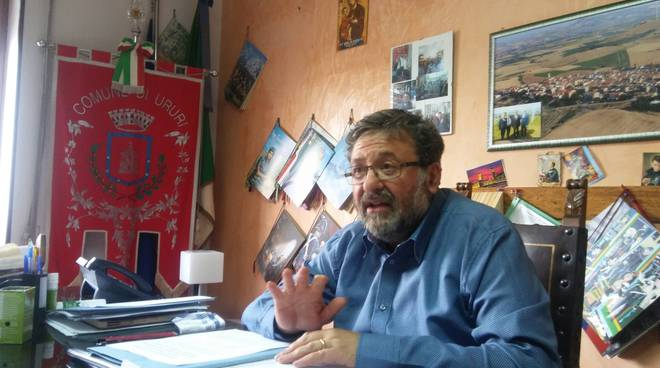 Raffaele Primiani, sindaco Ururi