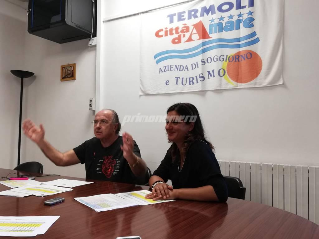 """Bit 2019, Di Giandomenico risponde: """"L\'azienda autonoma di soggiorno ..."""