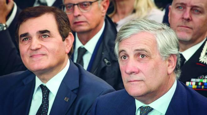 Aldo Patriciello e Antonio Tajani