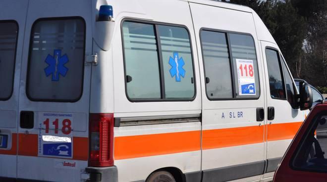 ambulanza 118 molise