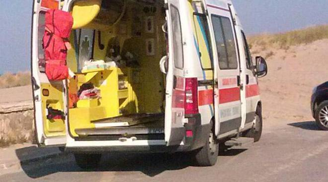 ambulanza mare