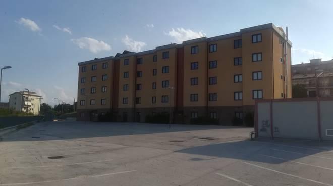 ex casa dello studente Campobasso