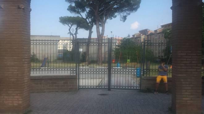 Parco della memoria via XXIV Maggio Campobasso