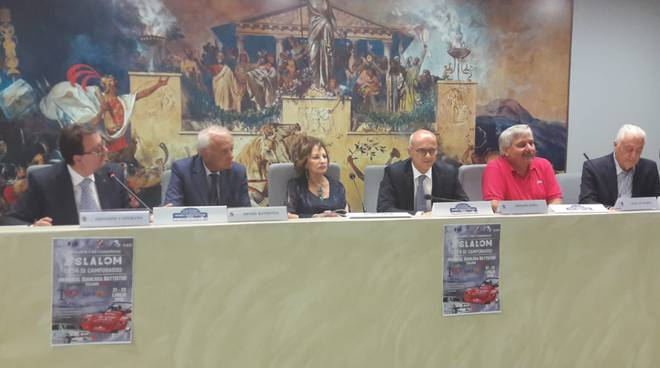 memorial Battistini conferenza stampa 2018