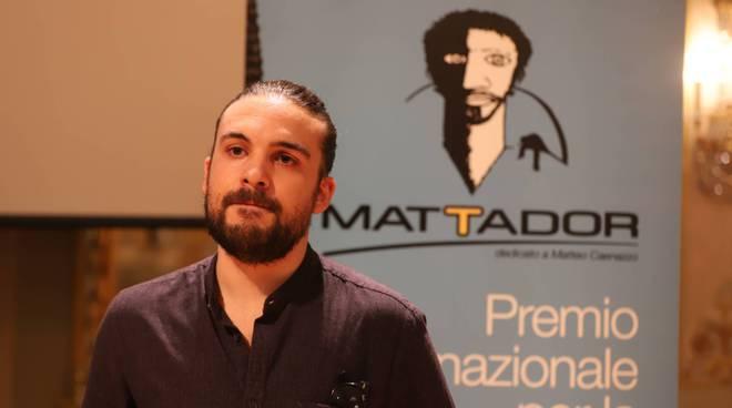 Luca Mastrogiovanni premio internazionale