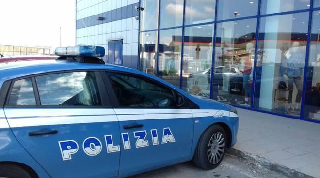 Polizia al Globo