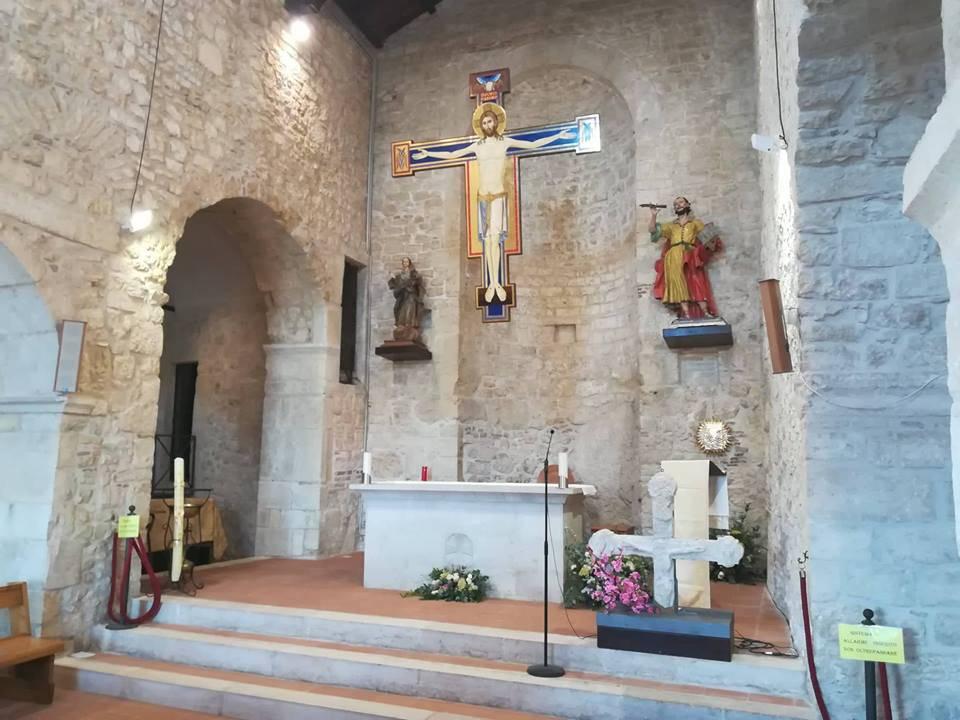 Chiesa san Bartolomeo Campobasso