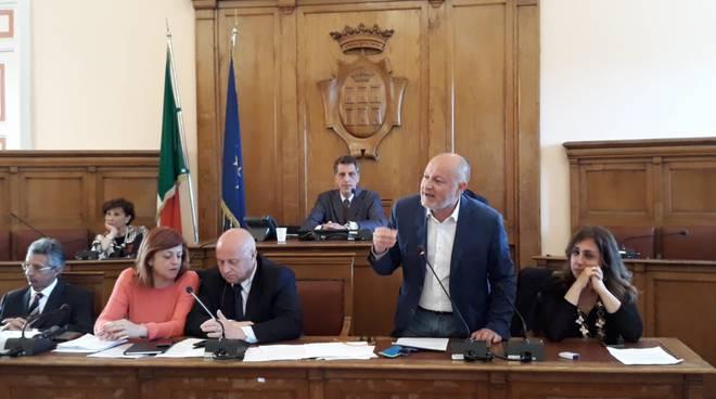 Francesco de Bernardo Consiglio comunale Campobasso