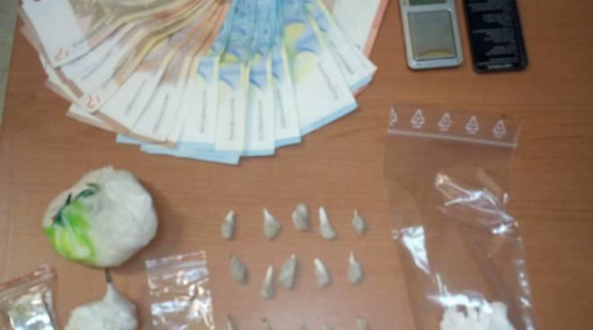 cocaina arresto bojano