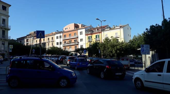 traffico Campobasso